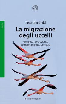 Osteriacasadimare.it La migrazione degli uccelli. Genetica, evoluzione, comportamento, ecologia Image
