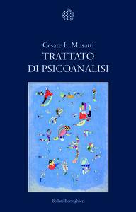 Libro Trattato di psicoanalisi Cesare L. Musatti