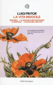 Voluntariadobaleares2014.es La vita indocile: Servabo-La signora Kirchgessner-Il nespolo-I luoghi del delitto Image