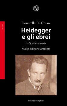 Steamcon.it Heidegger e gli ebrei. I «Quaderni neri» Image