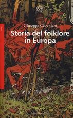Libro Storia del folklore in Europa Giuseppe Cocchiara