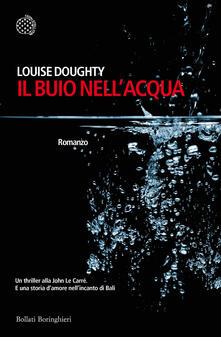 Il buio nell'acqua - Louise Doughty - copertina