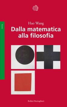 Filippodegasperi.it Dalla matematica alla filosofia Image