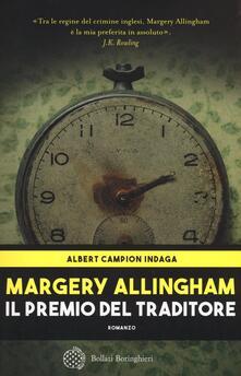 Il premio del traditore - Margery Allingham - copertina