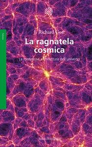Foto Cover di La ragnatela cosmica. La misteriosa architettura dell'universo, Libro di J. Richard Gott, edito da Bollati Boringhieri