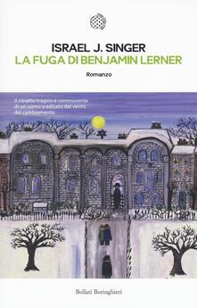 La fuga di Benjamin Lerner - Israel J. Singer - copertina