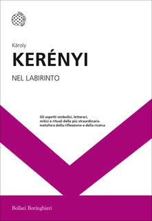 Nel labirinto - Károly Kerényi - copertina