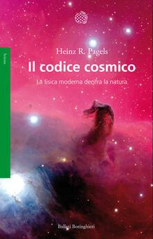 Steamcon.it Il codice cosmico. La fisica moderna decifra la natura Image