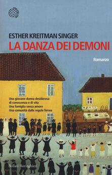 La danza dei demoni - Esther Kreitman Singer - copertina