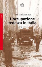 Libro L' occupazione tedesca in Italia. 1943-1945 Lutz Klinkhammer