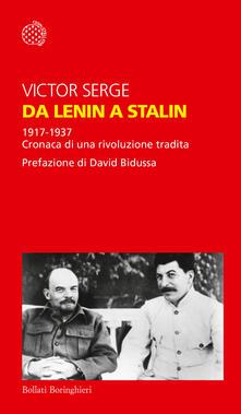 Winniearcher.com Da Lenin a Stalin. 1917-1937. Cronaca di una rivoluzione tradita Image