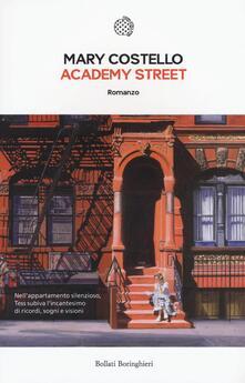 Academy street - Mary Costello - copertina
