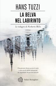 Libro La belva nel labirinto Hans Tuzzi