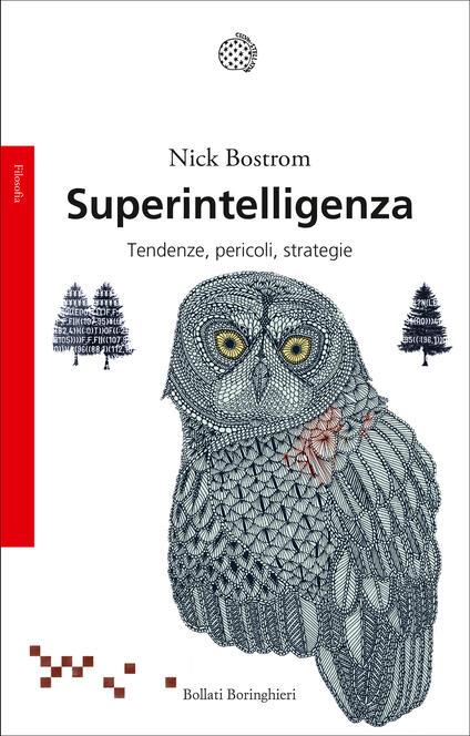 Superintelligenza. Tendenze, pericoli, strategie - Nick Bostrom - copertina
