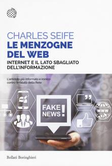 Squillogame.it Le menzogne del web. Internet e il lato sbagliato dell'informazione Image