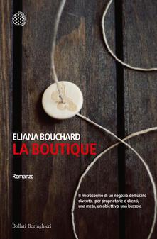 La boutique - Eliana Bouchard - copertina