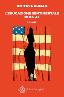 Vitalitart.it L' educazione sentimentale di AK-47 Image