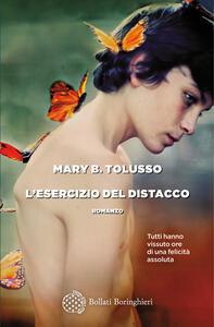 L' esercizio del distacco - Mary Barbara Tolusso - copertina