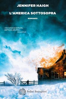L' America sottosopra - Jennifer Haigh - copertina