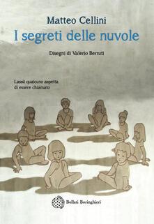 I segreti delle nuvole - Matteo Cellini - copertina