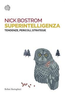 Superintelligenza. Tendenze, pericoli, strategie - Nick Bostrom,Simonetta Frediani - ebook
