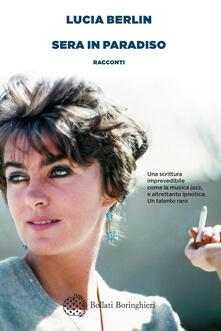 Sera in paradiso - Lucia Berlin - copertina