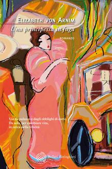 Una principessa in fuga - Elizabeth Arnim - copertina