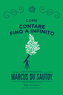 Come contare fino a infinito - Marcus Du Sautoy - copertina