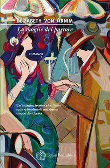 La moglie del pastore - Elizabeth Arnim - copertina