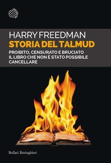 Cefalufilmfestival.it Storia del Talmud. Proibito, censurato e bruciato. Il libro che non è stato possibile cancellare Image