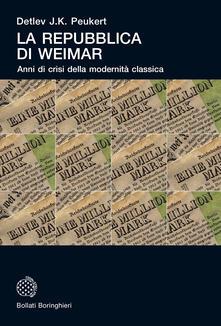 Radiosenisenews.it La Repubblica di Weimar Image