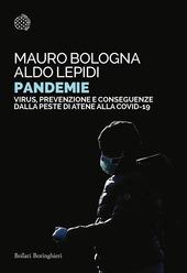 Copertina  Pandemie : virus, prevenzione e conseguenze dalla peste di Atene alla Covid-19