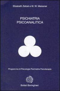 Psichiatria psicoanalitica