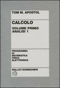Calcolo. Vol. 1: Analisi 1.