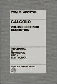 Calcolo. Vol. 2: Geometria.