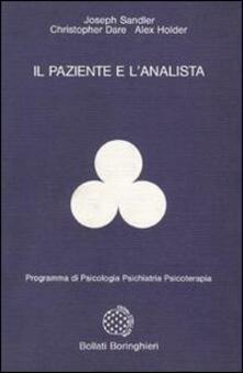 Premioquesti.it Il paziente e l'analista Image