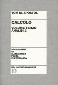 Calcolo. Vol. 3: Analisi 2.