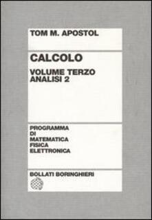 Vastese1902.it Calcolo. Vol. 3: Analisi 2. Image