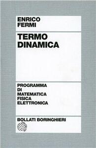Libro Termodinamica Enrico Fermi