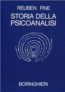 Libro Storia della psicanalisi Reuben Fine