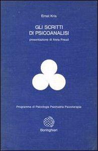 Gli scritti di psicoanalisi