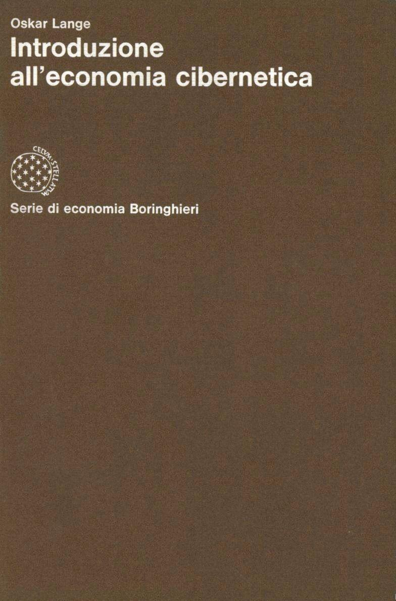 Introduzione all'economia cibernetica