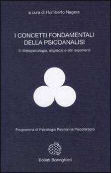 I concetti fondamentali della psicoanalisi. Vol. 3: Metapsicologia, angoscia e altri argomenti..pdf