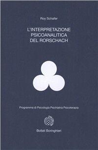 L' interpretazione psicoanalitica del Rorschach