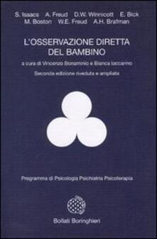 Fondazionesergioperlamusica.it L' osservazione diretta del bambino Image