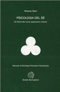 Libro Psicologia del sé Roberta Siani