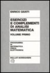 Esercizi e complementi di analisi matematica. Vol. 2