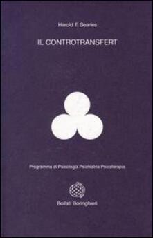 Il controtransfert - Harold F. Searles - copertina