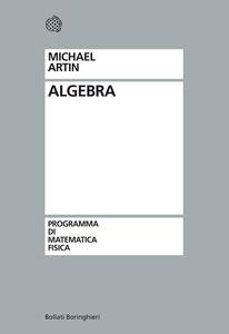 Libro Algebra Michael Artin