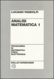 Filippodegasperi.it Analisi matematica 1 Image